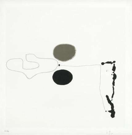 Victor Pasmore CH CBE, Linear Development 2, 1970