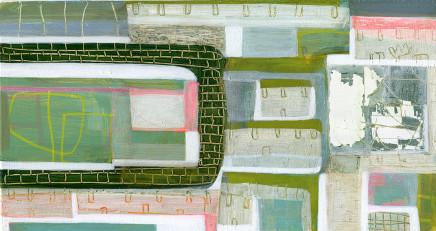 Anne Davies, Wall, 2017