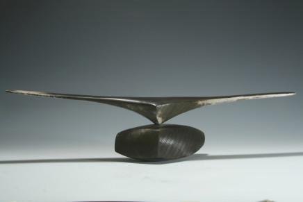 Antonia Salmon, Winged Form, 2019
