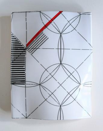 Regina Heinz, Mondrian 2, 2017