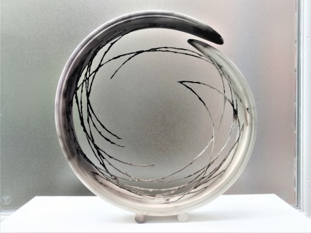 Antonia Salmon, Medium Wind Rush , 2019