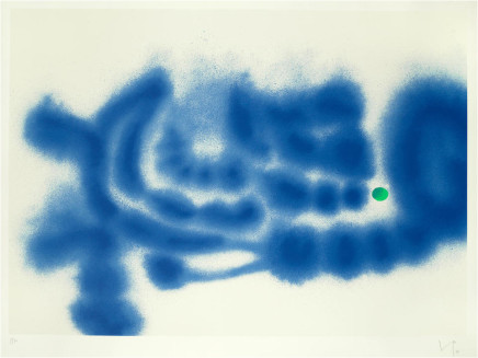 Victor Pasmore CH CBE, Untitled (Lynton G.52) , 1989