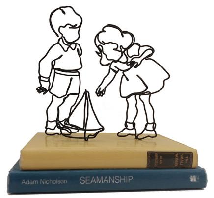 Ann Winder-Boyle, Seamanship, 2017