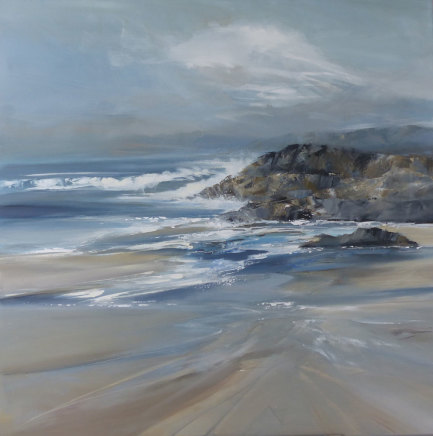 Jenny Hirst, Watching the Tide, 2018
