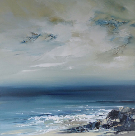 Jenny Hirst, Calm Waters, 2017