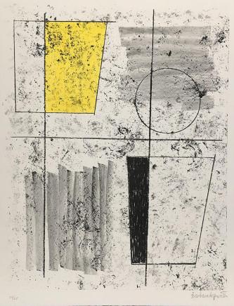 Dame Barbara Hepworth DBE, Three Forms Assembling, 1968