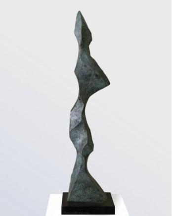 Margaret Lovell D.Litt. Hon FRBS RWA, Winged Spiral Tower, 1976