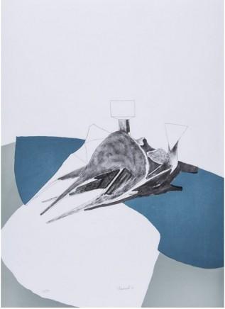 Lynn Chadwick CBE, Homage to Picasso, 1973