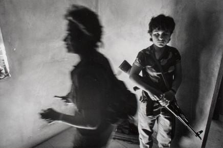 Larry Towell, San Salvador, El Salvador, 1989