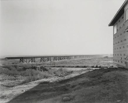 Geoffrey James, High Level Bridge from West Lethbridge, 1999
