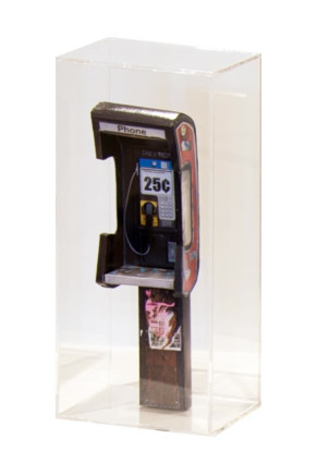 Anthony Koutras, Payphone Sculpture, 2010