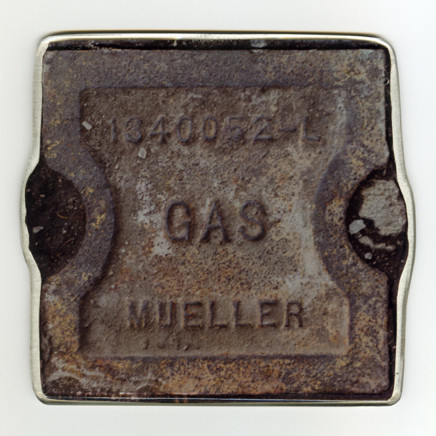 Anthony Koutras, Mueller Gas Valve, 2003/2006
