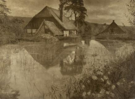 Minna Keene, Fahrenholtz, circa 1895