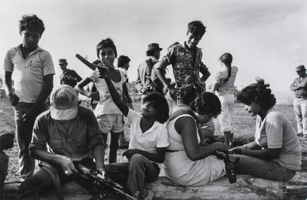 Larry Towell, Solentiname Islands, Nicaragua, 1984