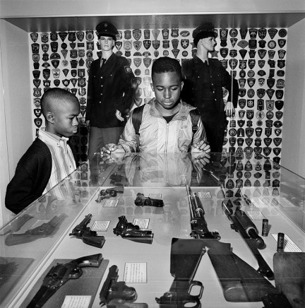 Rosalind Fox Solomon, Police Museum School Tour, Miami, Florida, 1994