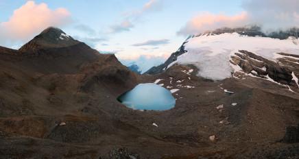 Scott Conarroe, Chaltwasser Gletscher, 2014