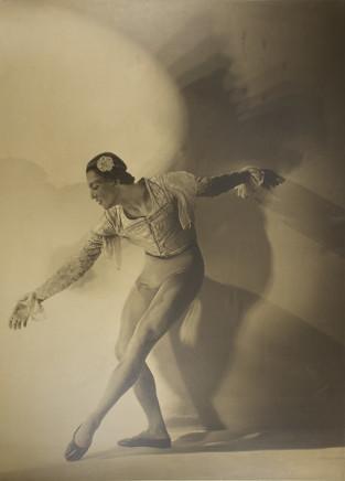 Violet Keene Perinchief, Serge Lifar, circa 1935
