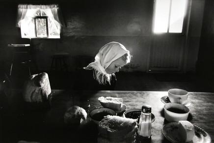 Larry Towell, Helen Dyck, La Batea Colony, Zacatecas, Mexico, 1992