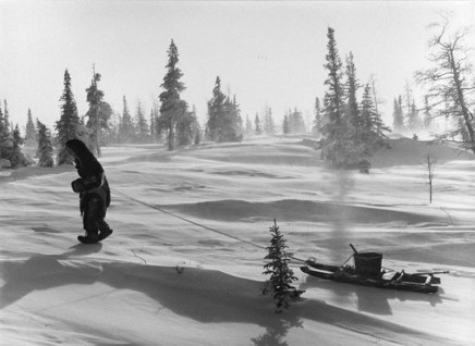 Richard Harrington, Padlei, NWT, 1950