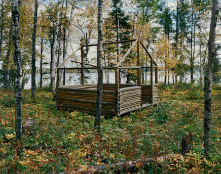 Joseph Hartman, Tent Platform, Collins, ON, 2010
