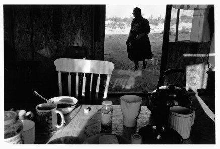 Larry Towell, Temporal Colony, Campeche, Mexico, 1999