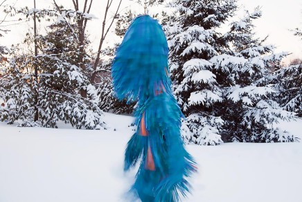 Meryl McMaster, Wind Play Variation II, 2015
