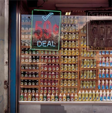 Phil Bergerson, Brooklyn, New York [joy], 2002