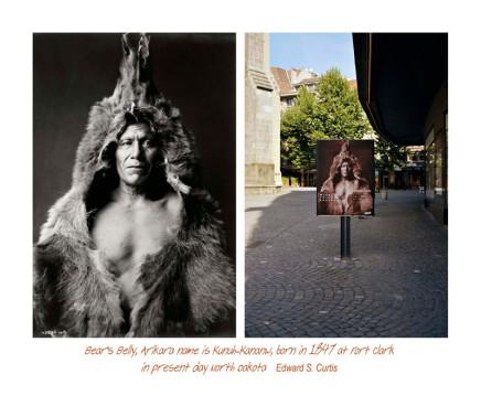 Jeff Thomas, Plate - 8 Who Was Kunuh-Kananu (Bear's Belly)?, 2001