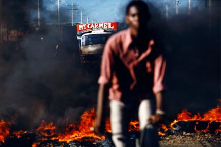 Alex Webb, Port-au-Prince, Haiti, 1987