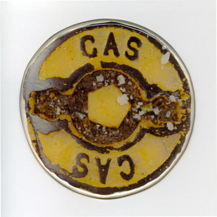 Anthony Koutras, Yellow Gas Valve, 2003/2006