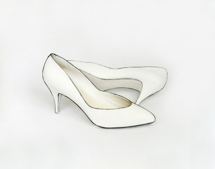 Cynthia Greig, Representation No. 36 (shoes), 2004