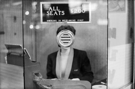Joel Meyerowitz, Times Square, New York City, 1963