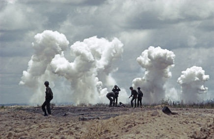 Bruno Barbey, Battle of An Loc, Vietnam, 1972