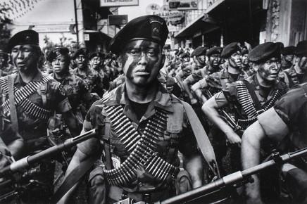 Larry Towell, Guatemala City, Guatemala, 1988