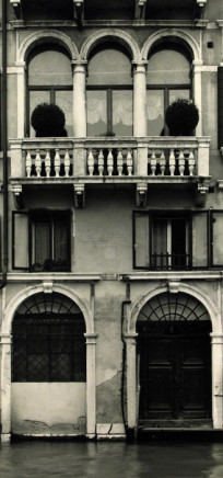 Volker Seding, Fondamenta della Misericordia, Venice, Italy, 2003