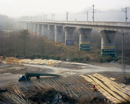 Scott Conarroe, Sheaf Ladies, Jinzhai Anhui, 2012
