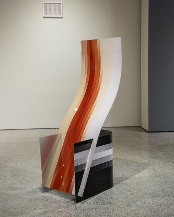 Sanaz Mazinani, Planar Study (Moving Pixel), 2019