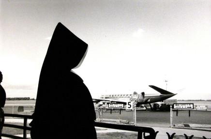 Gabor Szilasi, A l'aeroport de Dorval, 1959