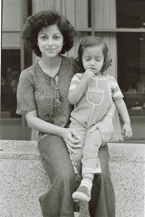 Sunil Gupta, Nikki and Joy, circa 1976