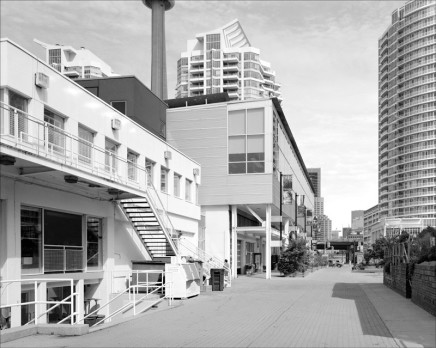 Dario Zini, Harbourfront Ctr. - View North, 2006
