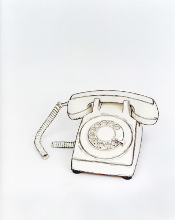 Cynthia Greig, Representation No. 38 (telephone), 2006