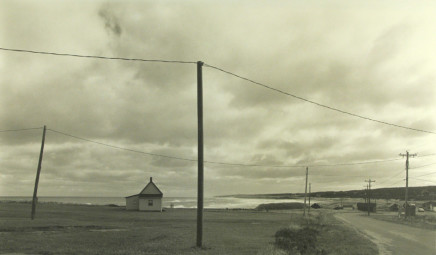 Dick Arentz, Naufridge, PEI, Canada, 1997