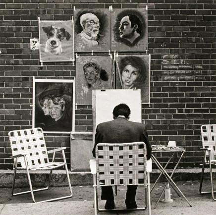 Albert Kish, Portrait Artist, Montreal, Que., 1969