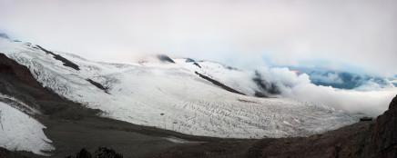 Scott Conarroe, Glacier du Tour, France, 2015