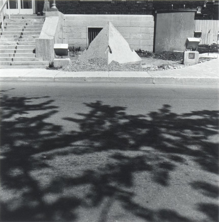 Charles Gagnon, Untitled (site), 1977, 1977