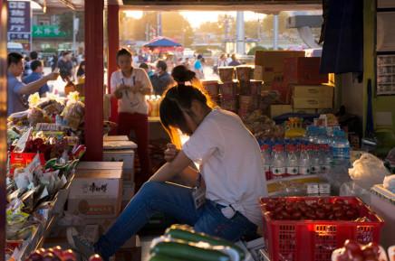 Scott Conarroe, Picker, Beijing, 2012