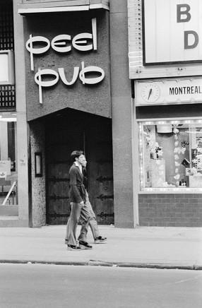 Sunil Gupta, Peel Pub, 1975