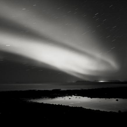 Josef Hoflehner, Aurora Borealis 1, Iceland, 2006