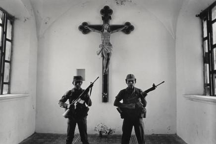 Larry Towell, Suchitoto, El Salvador, 1986