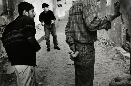 Larry Towell, Shati Refugee Camp, Gaza Strip, 1994
